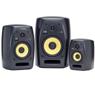 Коллекция Активные мониторы KRK - 35 наименований стоимостью от 1320 до 71330 рублей. Широкий выбор активных студийных мониторов KRK, таких серий как: Rokit Powered, VXT, Expose. Несложно будет подобрать именно тот монитор в студию или для домашней работы со звуком, который обеспечит именно то звучание, которое Вы хотели услышать.  Вуферы выполнены из специально подобранных материалов, воспроизводят плотные низкие частоты и разборчивые средние частоты. Естественное звучание высоких частот обеспечивает мягкий куполообразный твитер.