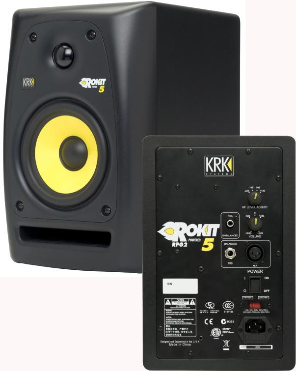 KRK RP5G2 (1 шт.)