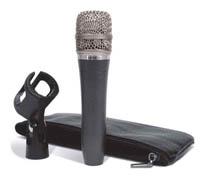 Вокальные микрофоны M-AUDIO