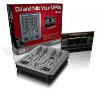 DJ контроллеры M-AUDIO