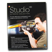 Avid  innacle Systems STUDIO Ultimate V.14