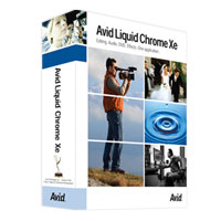 Avid  iquid Chrome 7.1 Upgrade (Software)