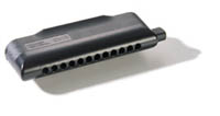 HOHNER 7545/48 CX 12 Black D (M754540)