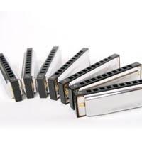 HOHNER M91105 Blues Harmonica set