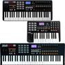 Коллекция MIDI-клавиатуры AKAI - 6 наименований стоимостью от 12900 до 108000 рублей.