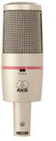 Студийные микрофоны AKG