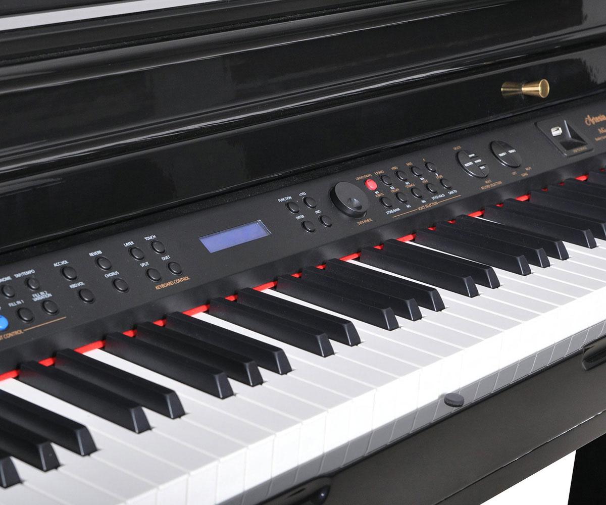 Клавиатура и панель управления