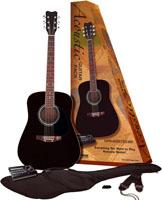 Акустические гитары BEHRINGER