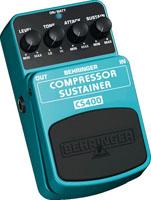 BEHRINGER CS 400 COMPRESSOR/SUSTAINER