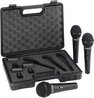 Вокальные микрофоны BEHRINGER