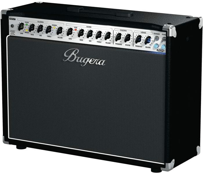 Комбики для электрогитар.  Купить Комбик для электрогитары Bugera BUGERA6262212.