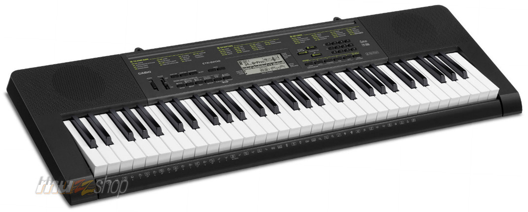 Дополнительное изображение Casio CTK-2200