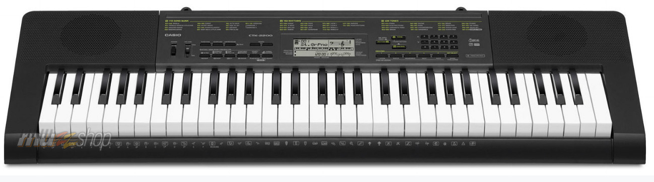 CASIO CTK-2200