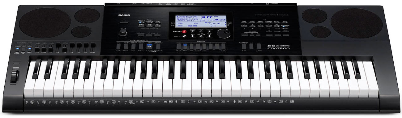 CASIO CTK-7200