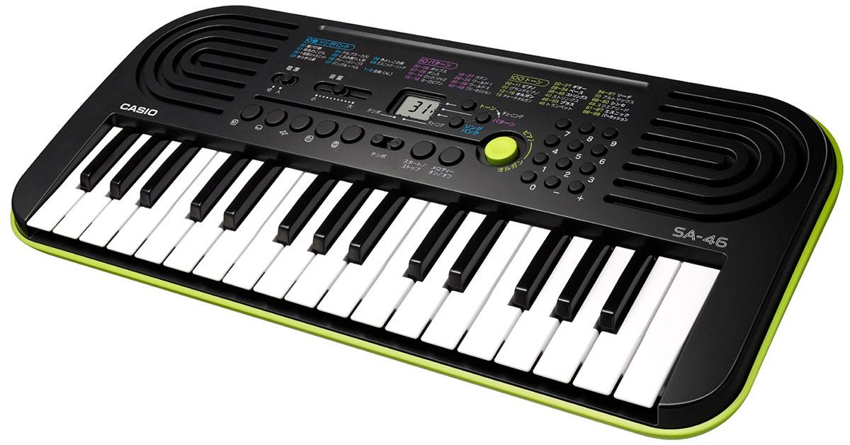 Клавиатура: 32 мини-клавиши