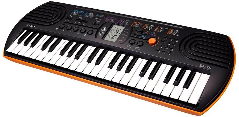 Клавиатура: 44 мини-клавиш