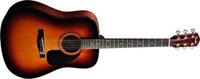 Акустические гитары FENDER