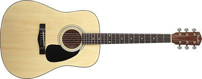 FENDER CD-60 SINGLE PK - Natural EXPII