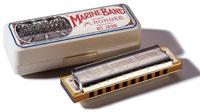 """HOHNER Marine Band 1896/20 F/""""Фа"""""""