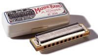 "HOHNER Marine Band 1896/20 G/ ""Соль"" (M1896086)"