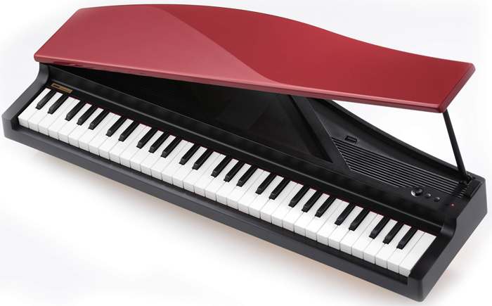 KORG microPIANO Red