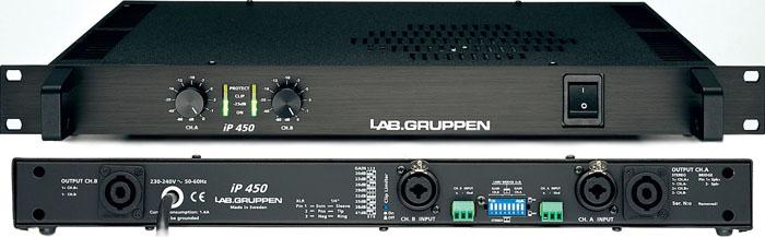 LAB GRUPPEN IP 450