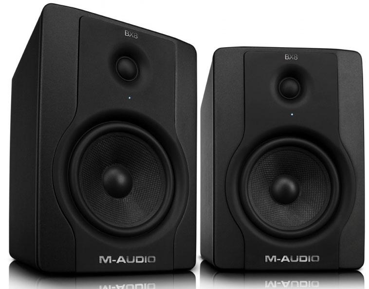 M-AUDIO BX8 D2 (пара)