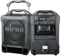 MIPRO MA-707PACD