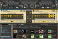 NATIVE INSTRUMENTS TRAKTOR SCRATCH