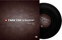NATIVE INSTRUMENTS TRAKTOR SCRATCH Control Vinyl