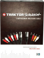 NATIVE INSTRUMENTS Traktor Scratch Replacement Set