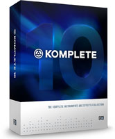 NATIVE INSTRUMENTS Komplete 10 CRG