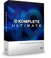 NATIVE INSTRUMENTS Komplete 10 Ultimate UPD