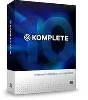 NATIVE INSTRUMENTS Komplete 10 UPD