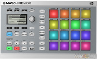 NATIVE INSTRUMENTS Maschine Mikro MkII Wht