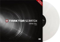 NATIVE INSTRUMENTS Traktor Scratch Pro Control Vinyl Clear Mk2