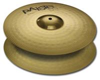 """PAISTE 14"""" Hi-Hat 101 Brass"""