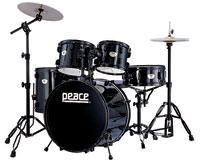 PEACE DP-202BK-22 black -