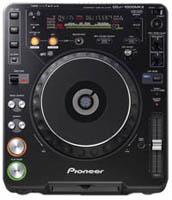 DJ CD проигрыватели PIONEER