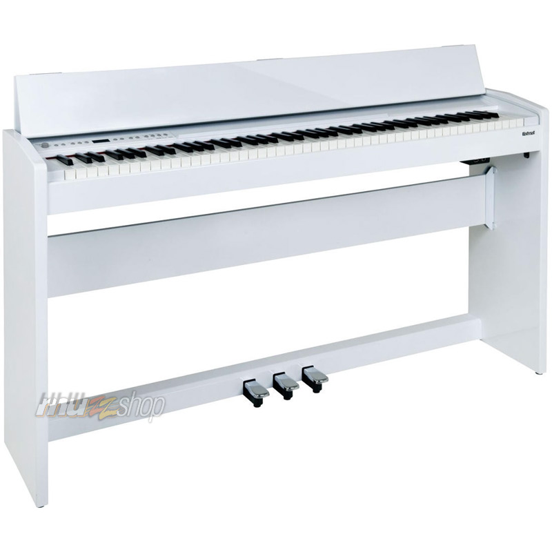 ROLAND F-120R Polished White