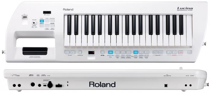 ROLAND Lucina AX-09 white