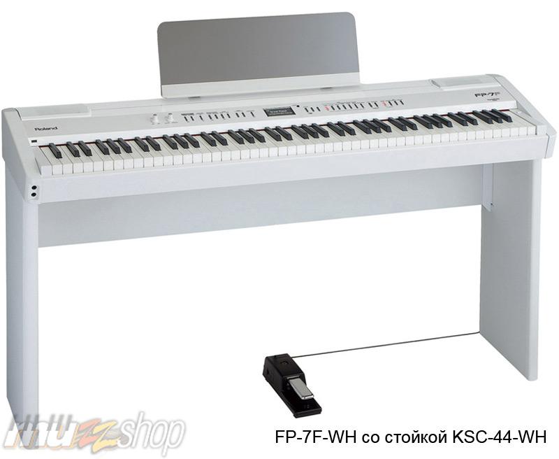 ROLAND FP-7F-WH