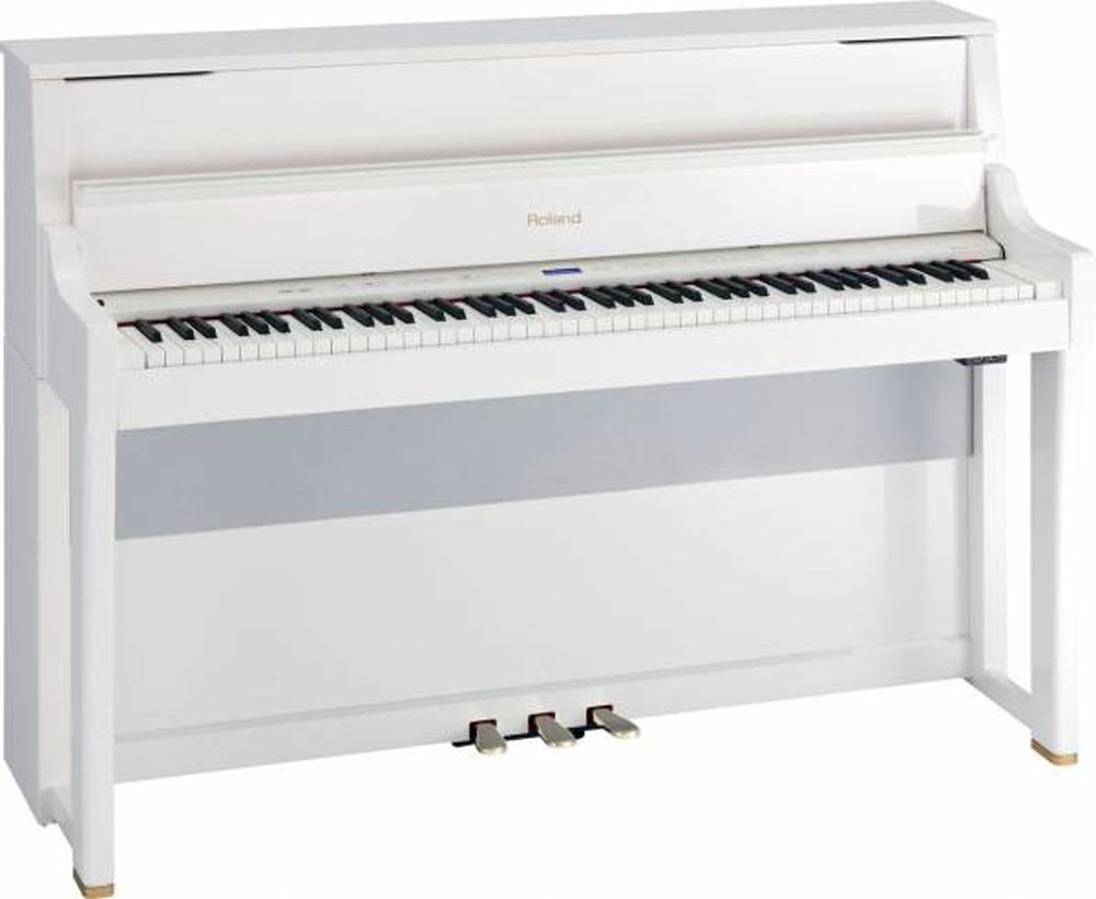 ROLAND LX-15 Polished White