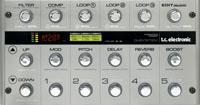 Гитарные процессоры TC ELECTRONICS