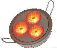 CLS Omit Spot 3X3W Red