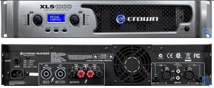 Crown Xls 1000
