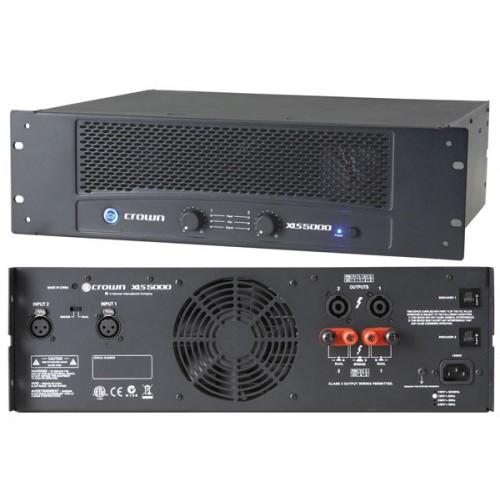 Crown XLS 5000