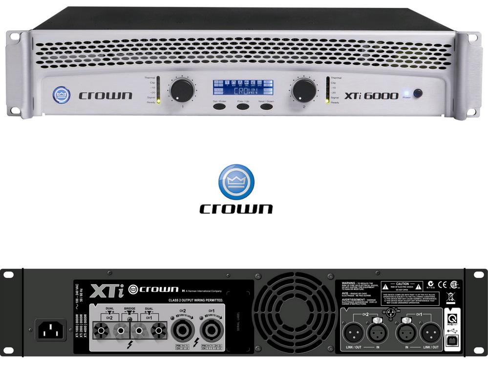 Crown XTi6000