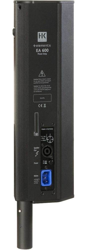 HK AUDIO Elements Ea 600 Power Amp