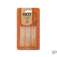 RICO Alto Sax Reeds, Str 2.0, 3-шт